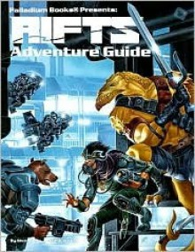 Rifts Adventure Guide - Kevin Siembieda