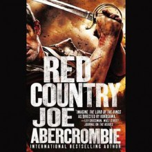 Red Country - Joe Abercrombie, Steven Pacey