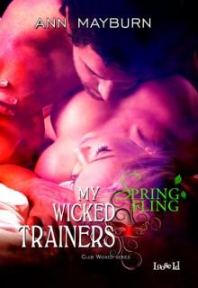 My Wicked Trainers (Club Wicked, #3.5) - Ann Mayburn