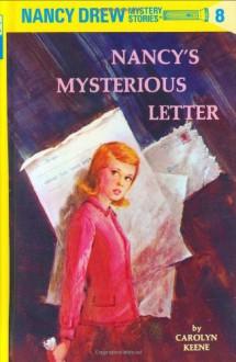 Nancy's Mysterious Letter - Carolyn Keene