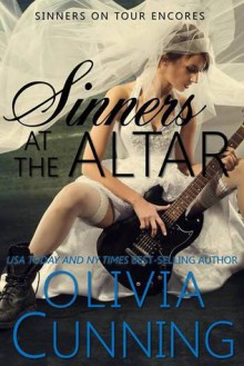 Sinners at the Altar (Sinners on Tour, #6) - Olivia Cunning