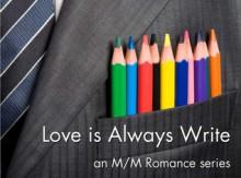 Disciplinary Action (Love is Always Write) - Jane Davitt