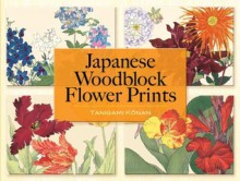 Japanese Woodblock Flower Prints - Tanigami Konan