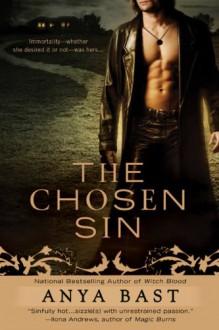 The Chosen Sin - Anya Bast