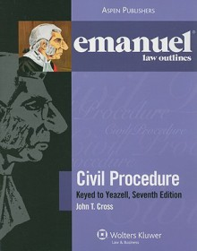 Emanuel Law Outlines - John Cross