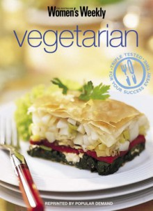 "Vegetarian (""Australian Women's Weekly"" Home Library) - Mary Coleman"