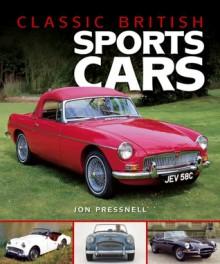 Classic British Sports Cars - Jon Pressnell