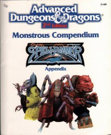 Advanced Dungeons and Dragons: Monstrous Compendium/Mc7 (Spelljammer Appendix) - TSR Inc.