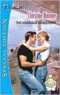 Marriage Agreement (Conveniently Yours) (Bravo Family Ties) (Silhouette Special Edition #1412) - Christine Rimmer