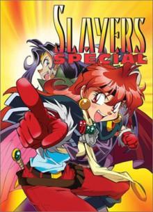 Slayers Special: Spellbound (Slayers - Hajime Kanzaka, Tommy Ohtsuka