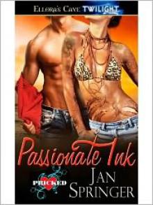 Passionate Ink - Jan Springer