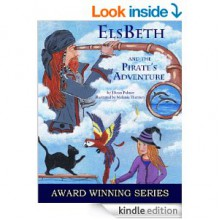 ElsBeth and the Pirate's Adventure, Book II in The Cape Cod Witch Series - J Bean Palmer
