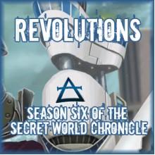 Revolutions (The Secret World Chronicle, #6) - Mercedes Lackey, Dennis Lee, Cody Martin