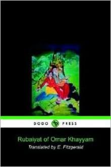 The Rubaiyat of Omar Khayyam The Five Authorized Versions - Omar Khayyám, Edward FitzGerald