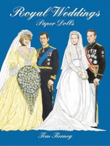 Royal Weddings Paper Dolls - Tom Tierney