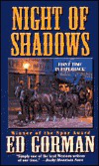 Night Of Shadows - Ed Gorman