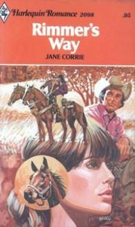 Rimmer's Way - Jane Corrie
