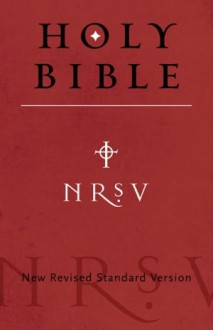 NRSV Bible - Harper Bibles, Anonymous