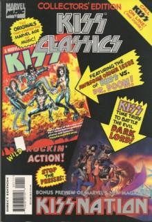 Kiss Classics Collector's Edition - Steve Gerber, Alan Weiss, Allen Milgrom, Sal Buscema, Sean Delaney, Ralph Macchio, John Romita Jr., Tony de Zuñiga, Kiss