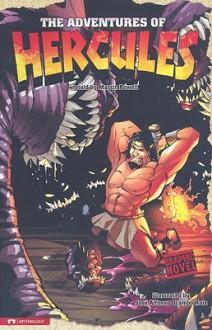 The Adventures of Hercules - Martin Powell, Jorge González, Jose Alfonso Ocampo Ruiz