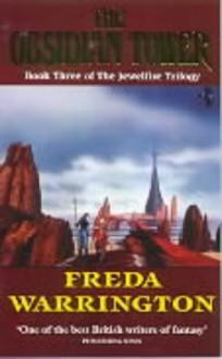 The Obsidian Tower - Freda Warrington