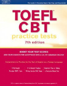TOEFL CBT Practice Tests w/o Audio 2004 (Toefl Cbt Practice Tests) - Bruce Rogers