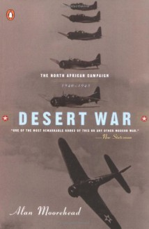 Desert War: The North African Campaign 1940-1943 - Alan Moorehead