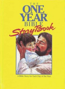 The One Year Bible Story Book - Tyndale Kids, Richard Hook, Frances Hook