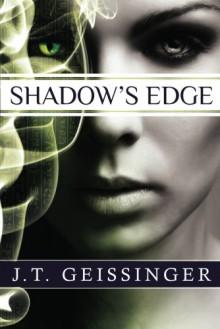 Shadow's Edge - J.T. Geissinger