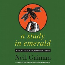 Fragile Things: Short Fictions and Wonders (MP3 Book) - Neil Gaiman