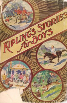 Kipling's Stories for Boys - Rudyard Kipling