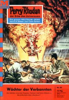 Perry Rhodan 66: Wächter der Verbannten (Perry Rhodan - Heftromane, #66) - Kurt Mahr