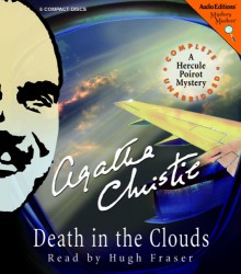 Death in the Clouds - Hugh Fraser, Agatha Christie