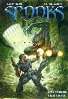 Spooks, Volume 1 - Ryan Schifrin, Larry Hama