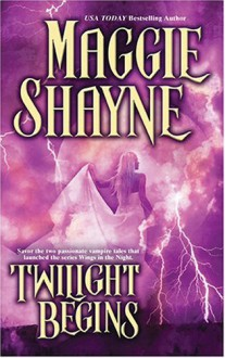 Twilight Begins (2-in-1) - Maggie Shayne