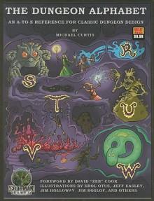 The Dungeon Alphabet - Michael Curtis