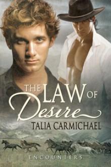 The Law of Desire - Talia Carmichael