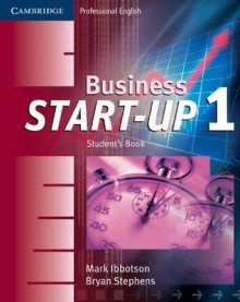Business Start-Up 1 Student's Book - Mark Ibbotson, Bryan Stephens