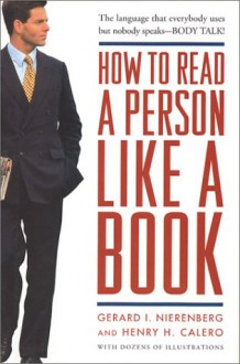 How to Read a Person Like a Book - Gerald Nierenberg