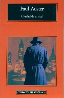 Ciudad de cristal - Paul Auster, Maribel De Juan