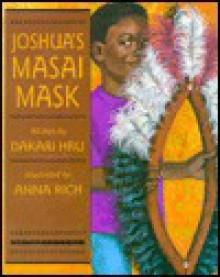 Joshua's Masai Mask - Anna Rich