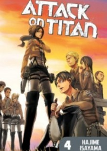 Attack on Titan #4 - Isayama Hajime
