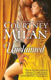 Unclaimed (Mills & Boon M&B) - Courtney Milan