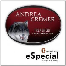 Treachery - Andrea Cremer