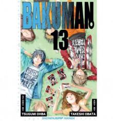 Bakuman, Volume 13: Avid Readers and Love at First Sight - Tsugumi Ohba, Takeshi Obata