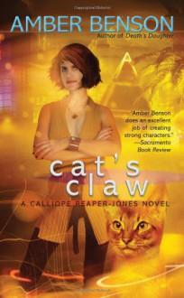 Cat's Claw - Amber Benson