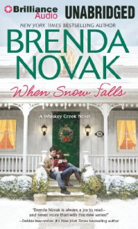 When Snow Falls - Brenda Novak