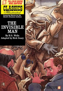 The Invisible Man - H.G. Wells, Rick Geary