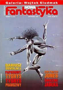 Nowa Fantastyka 132 (9/1993) - Anne McCaffrey, Marek Drogosz, Charles de Lint, Gwyneth Jones, DariuszZientalak jr Zientalak jr