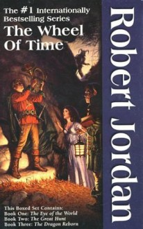 The Wheel of Time: Boxed Set #1 - Robert Jordan